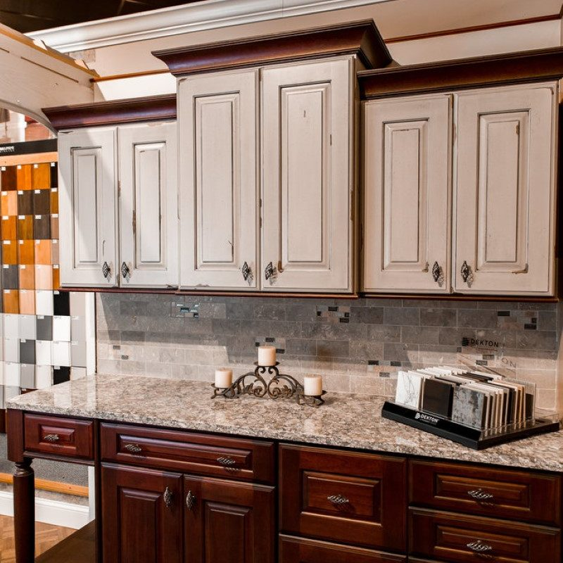 mariotti showroom cabinets
