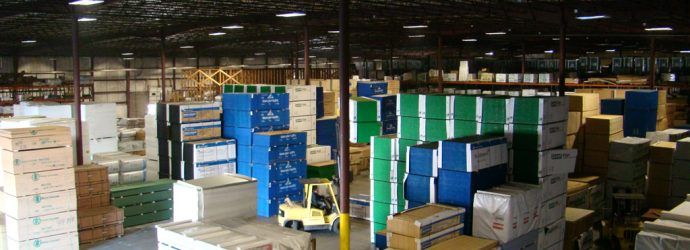 Mariotti building warehouse and lumber