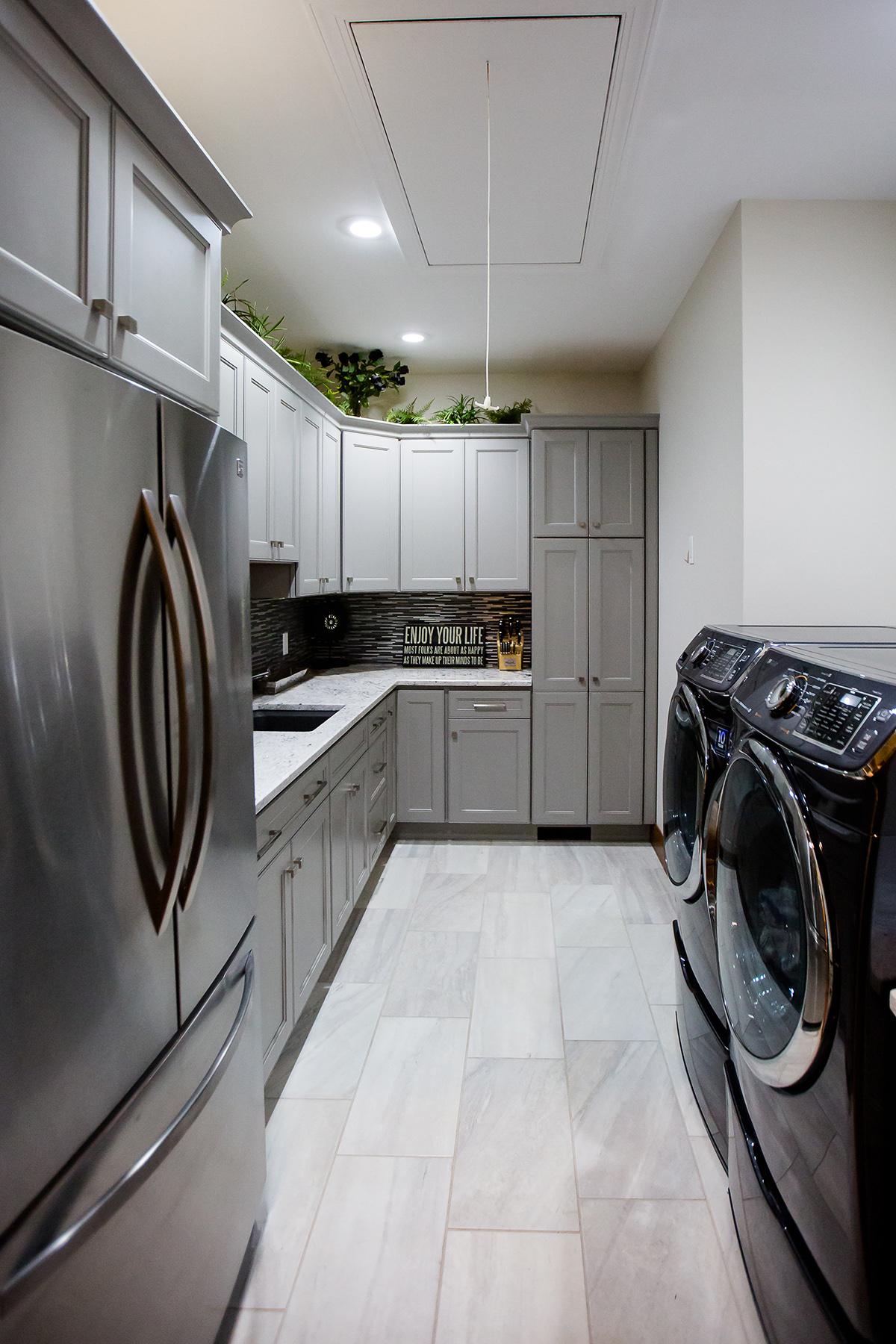 mud/room pantry combo