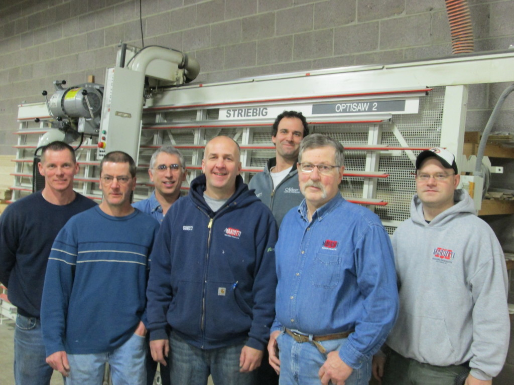 Mariotti building products team