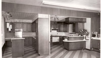 old kitchen before remodel