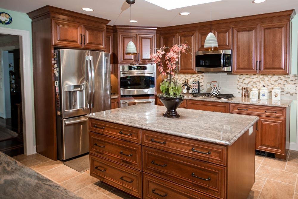 Making Kitchen Color Decisions: White, Wood Tone, or Color Cabinets?