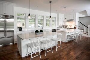 Your Kitchen Island: 5 Features to Consider