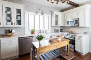 6 Tips to Make the Most of a Small Kitchen