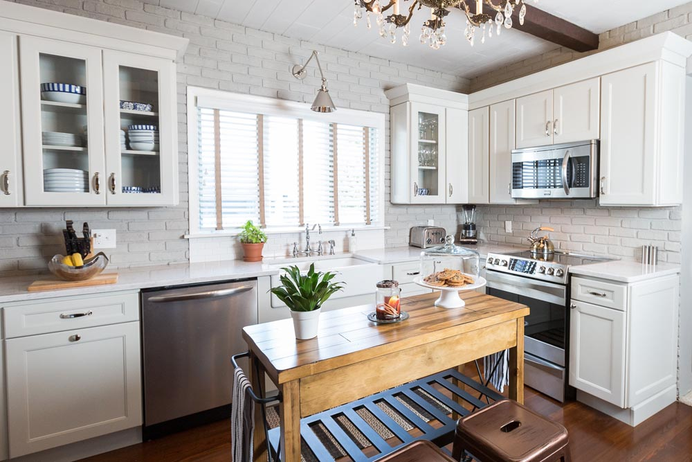 You are currently viewing 6 Tips to Make the Most of a Small Kitchen