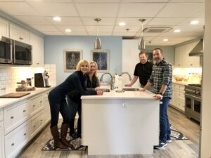 Read more about the article Special Kitchen Renovation with the Ronald McDonald House – Scranton